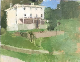 "Kuerner Farm, 11x14"" (available)"